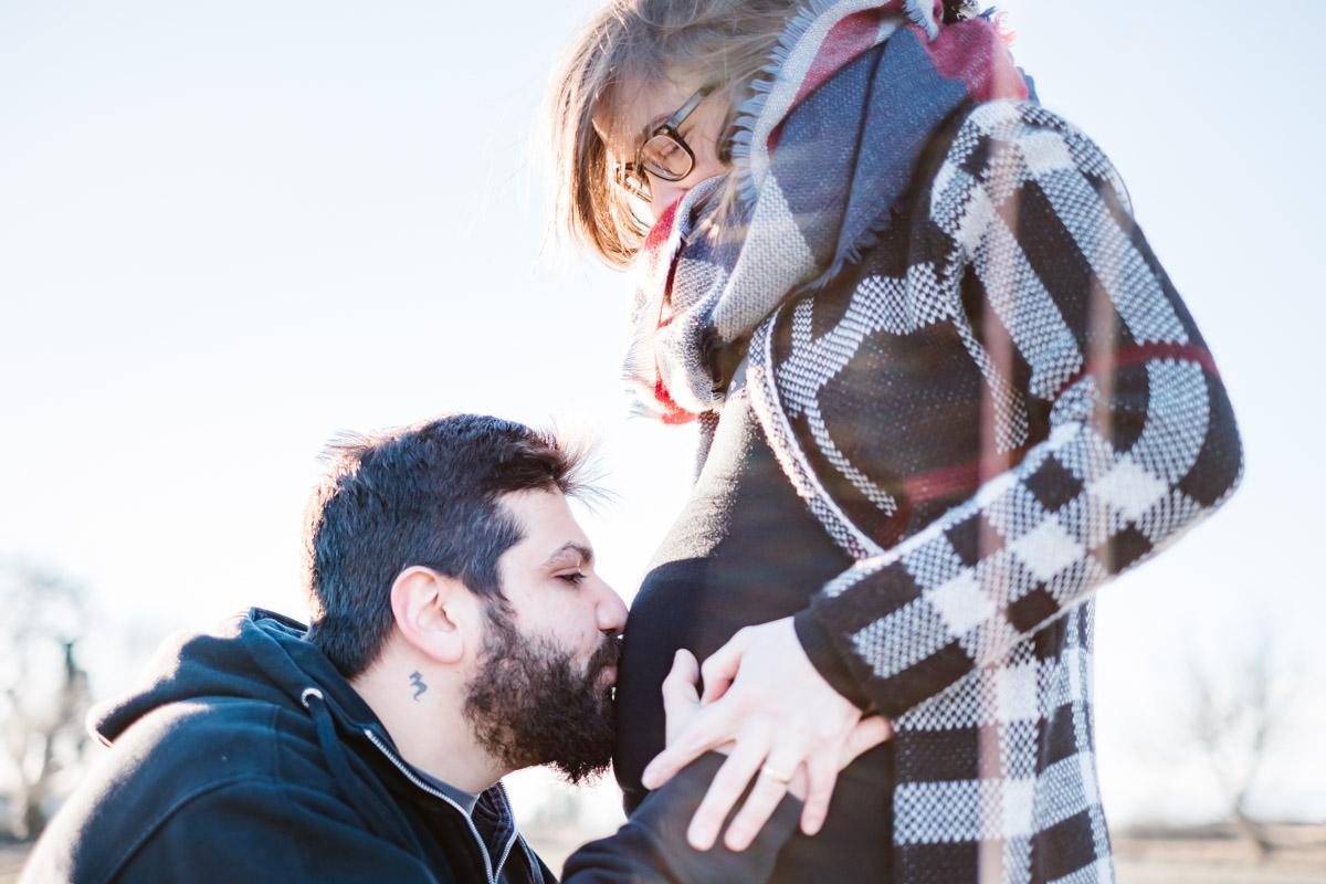 Maternity Sabrina e Federico